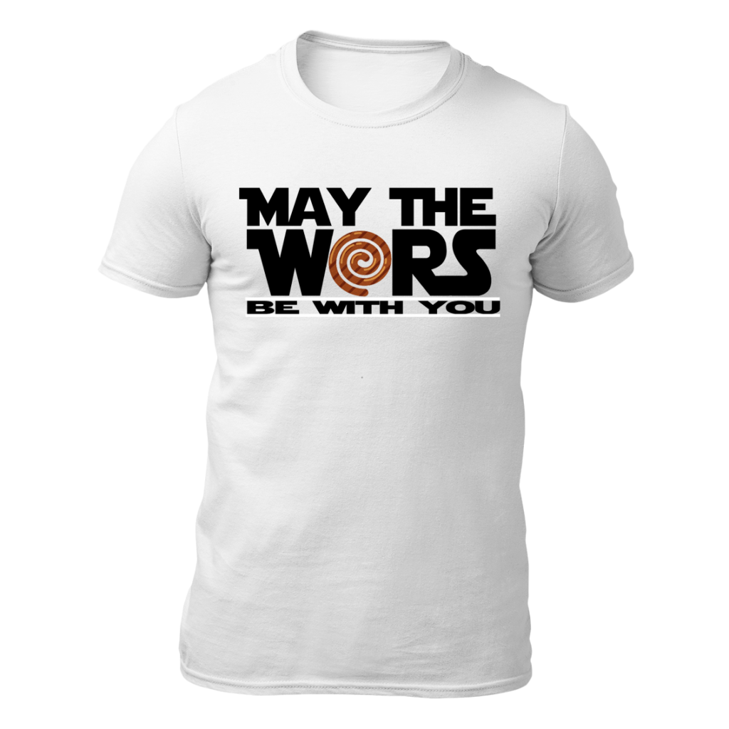 May The Wors Be With You