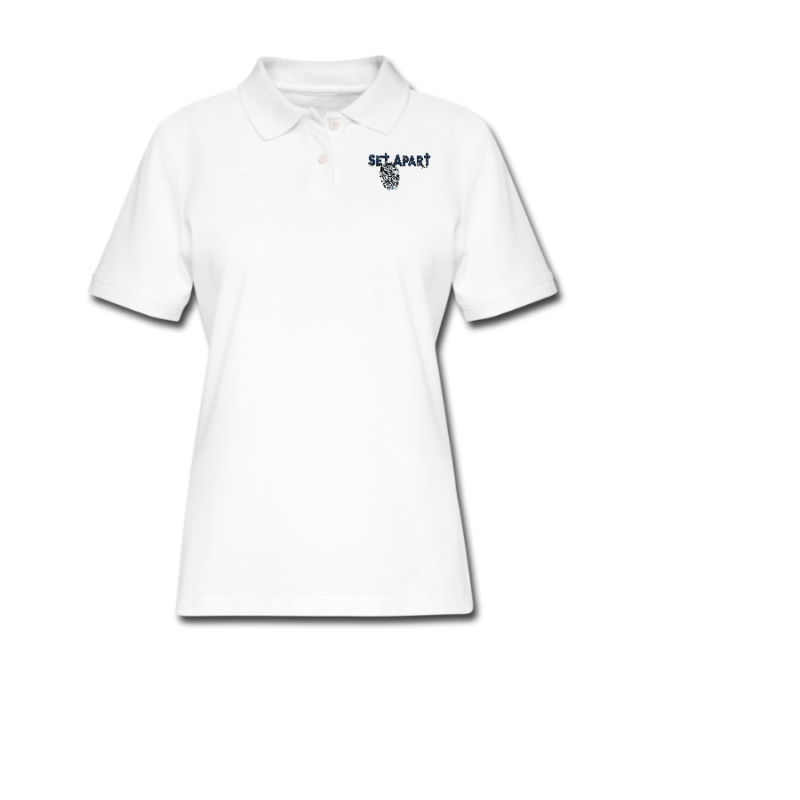 DLM SET APART B1U WOMENS GOLF SHIRT