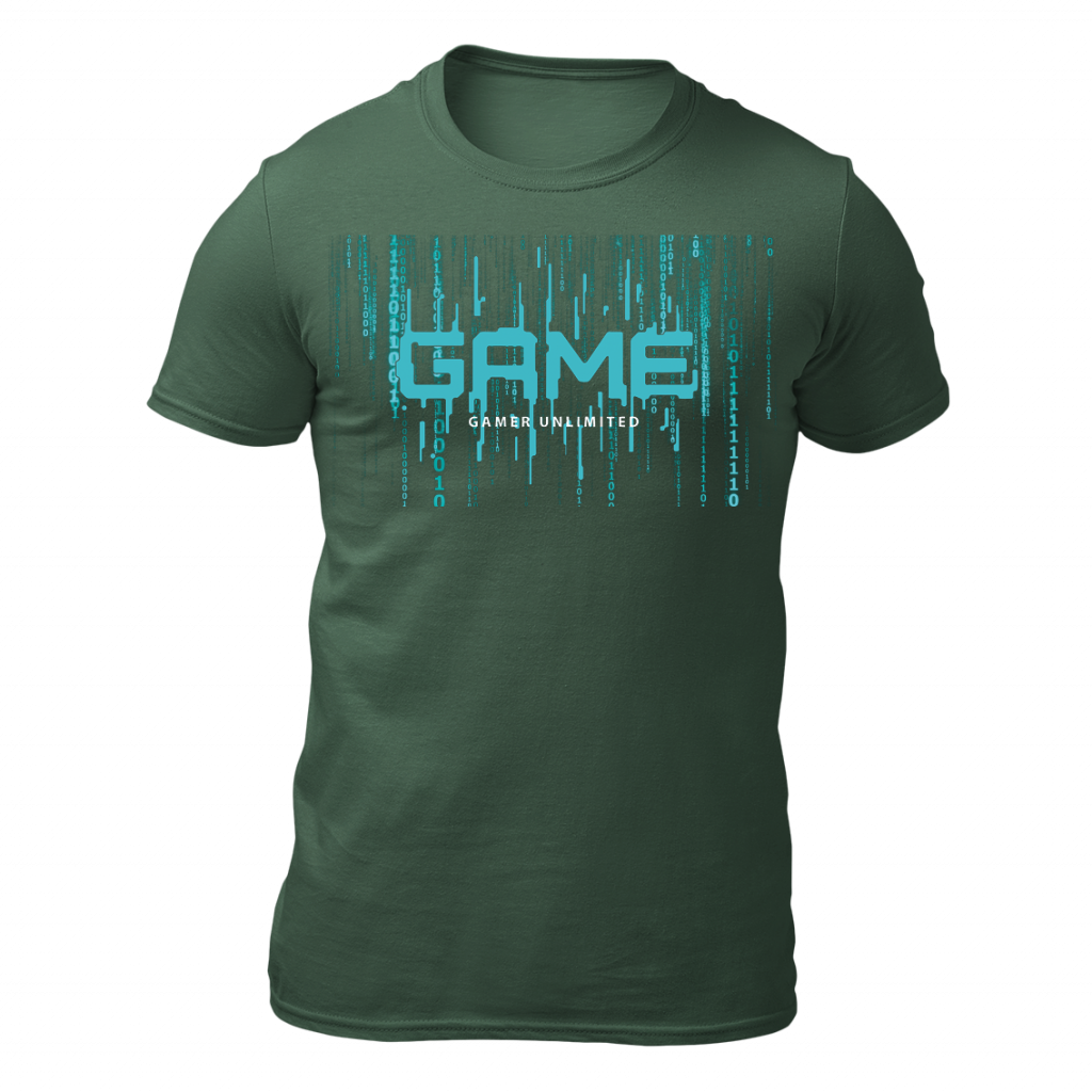 Gamer Unlimited Men's Tee